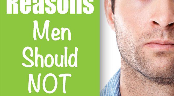 5 Reasons Men Should NOT Get a Massage